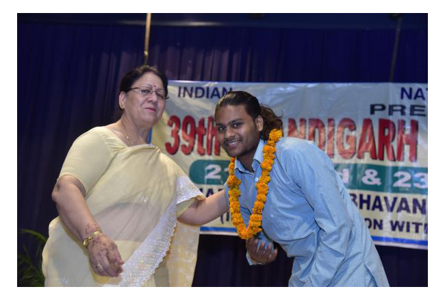 39th Annual Sangeet Sammelan Day 3 Video Clips