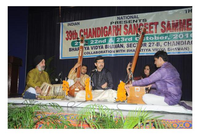 39th Annual Sangeet Sammelan Day 2 Video Clips